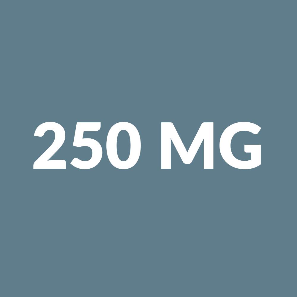 250 MG